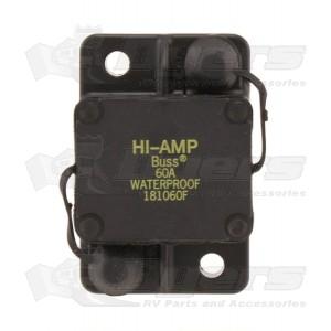 Rieco-Titan Thermal Self Resetting 12V/60A Circuit Breaker
