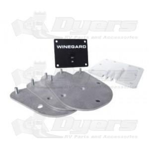 Winegard Pathway X1 And G2 Roof Mount Kit Satellite