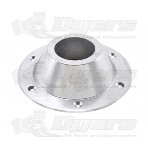 AP Products Round Cone Table Leg Base   013 1119
