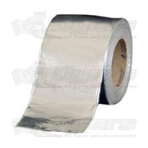 "Leisure Time EternaBond 4"" x 25' Aluminum RV Leak Repair Roll"