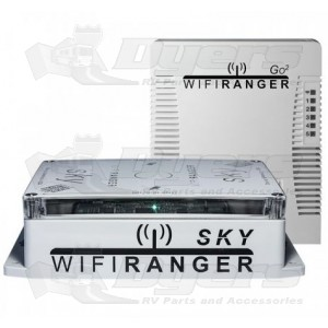 WiFi Ranger Sky Signal Booster and Go2 Router Pack