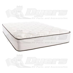 "Jamison RV 60"" x 75"" Queen Sleep Response Mattress w/ 11"" Thickness"