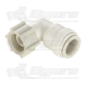 "SeaTech 1/2"" CTS x 1/2"" NPS Female Swivel Elbow"