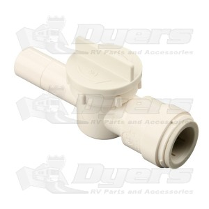 "SeaTech 1/2"" CTS Stackable Valve"