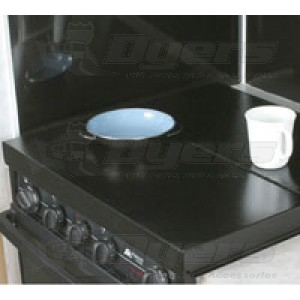 Camco Black Stove Top Cover Covers Ranges Amp Cooktops