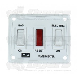 Suburban Gas Electric Water Heater Wall Switch Parts Accessories Rv Heaters Liances