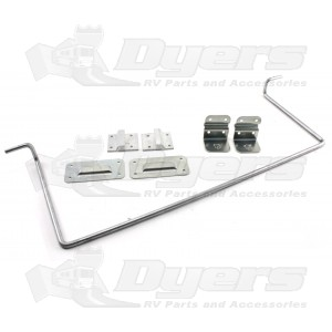 AP Proucts Table Hinge Bracket Kit