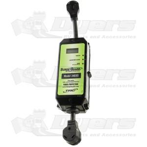 Portable 30 Amp Rv Surge Guard By Trc 34830