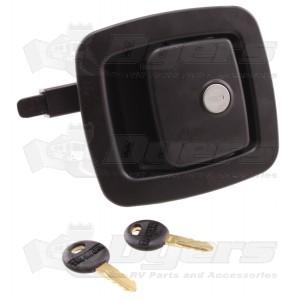 Tri Mark 1 Point Baggage Door Lock