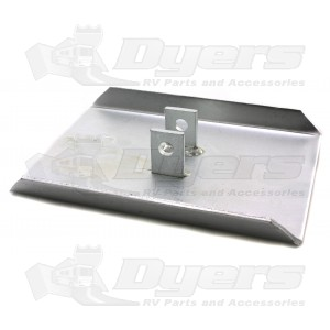 Ultra-Fab Large Steel Jack Foot Pad 17-940006