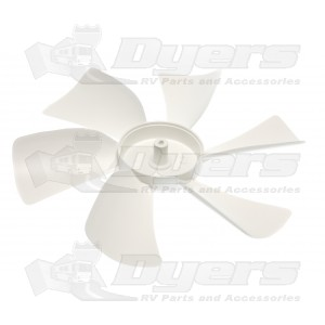 Ventline Replacement Fan Blade for 12V Powered Vent Dome