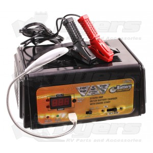 WirthCo Battery Doctor 6/12 Volt 2/10 Amp Charger Maintainer with 55 Amp Engine Start Boost
