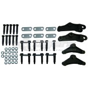 Triple Axle Replacement Leaf Spring Equalizer Kit