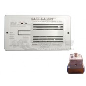 Safe-T-Alert White CO/LP Alarms with Valve Control Shut Off
