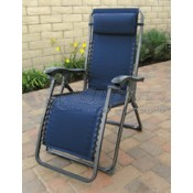 Prime Products Blue Coronado Recliner