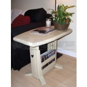 B&R Plastics Magic Folding Table