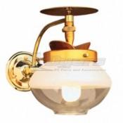 Falk Indoor Single Gas Wall Light