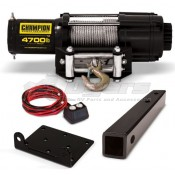 Champion Power Equipment 4,700 lb. ATV/UTV Winch Kit