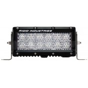 "Rigid Industries 6"" E-Series LED Diffused Light Bar"