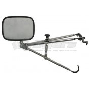 Cipa Fender Mount Towing Mirror