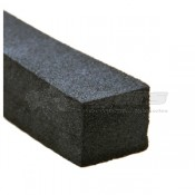 "AP Products 1"" x 1-1/4"" x 25' Low Density NEO EPDM Seal with Tape"