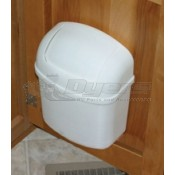 Camco Wall Mount Trash Can