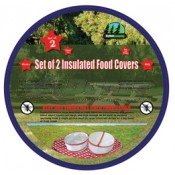 Stylish Camping  Insulated Food Covers