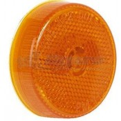 Peterson #143 Amber Clearance Marker Light and Reflector