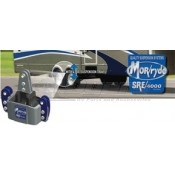 "MOR/Ryde SRE/4000 Suspension System for 35"" Wheelbase Tandem Axle Trailers"