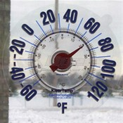 "Optix ""KleerTemp"" Window Pane Thermometer"