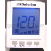Suburban Tanlkess Water Heater White On Demand Control Center