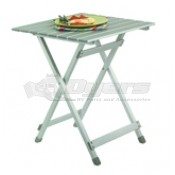 Stylish Camping Aluminum Folding Table **ONLY 1 AVAILABLE AT THIS PRICE**