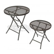 Prime Products Folding Bistro Table