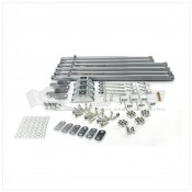 "Lippert Components JT's Strong Arm™ Jack Stabilizer Kit - 5th Wheels Under 58"" Between Landing Gear"