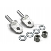 "Lippert Components JT's Strong Arm™ 1-1/4"" Swing Bolt Kit"