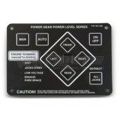 Lippert Components Leveling System Touchpad
