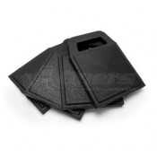 Camco Rubber Stabilizer Jack Pad 4 Pack