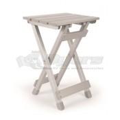 Camco Small Fold-Away Aluminum Table
