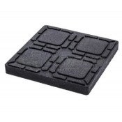 "Camco Universal Leveling Block Flex Pads - Pair 8.5"" x 8.5"""