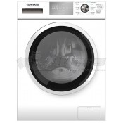 Contoure NEW Extra-Large Capacity, Ventless Washer/Dryer Combo, Arctic White