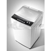 Contoure Compact and Portable Clothes Washer, White