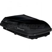 Dometic Penguin II High Capacity Air Conditioner 15,000 BTU with Heat Pump Black