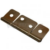 "AP Products Set of 3"" Non-Mortised Brass Hinges **ONLY 1 AVAILABLE**"