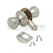 AP Products Stainless Steel Passage Knob