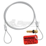 Tekonsha Trailer Breakaway Switch Cable And Brass Pin