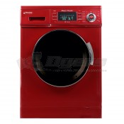 Pinnacle Convertible Super Combo Washer Dryer Merlot