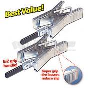 Ultra-Fab Deluxe Chock-N-Lock - 2 Pack