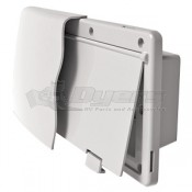"JR White 5/8"" Flange Depth Endura Range Vent"