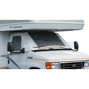 ADCO Chevy '01-'18 Motorhome Deluxe See-Thru Windshield Cover