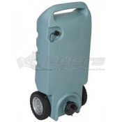 Tote-N-Stor 11 Gallon 2-Wheel Portable Waste Holding Tank Kit